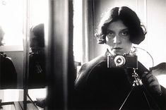 Art - Artists Self Portraits Photography - Ilse Bing - Self portrait