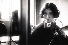 Ilse Bing (1899-1998) - Self portrait, 1931