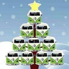 Kerst met VW
