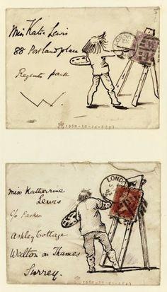 Image result for edward burne-jones letters to katie