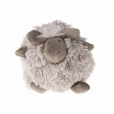Puffacake Dog Toy Grey - Mungo & Maud Dog and Cat Outfitters