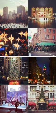 Christmas in NYC. LOVE it I want to go again!