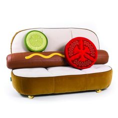 Hot Dog Sofa, Seletti & Studio Job