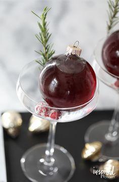 Very Merry Ornamentini | inspiredbycharm.com