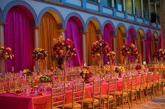 Moroccan Wedding Table