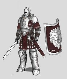 House Leo boasts one of the most well trained and well equipped infantry in the whole Empire. Their footmen are armored from head to toe with platemail and serve as the steel backbone of the House ...