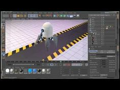 How to use CMotion in Cinema 4d part-1. - YouTube