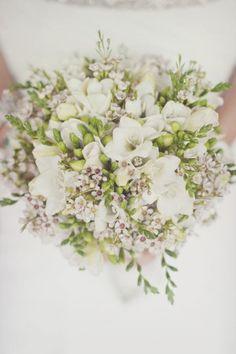 Blanca y radiante va la novia… sobre todoblanca