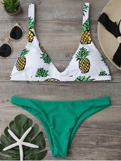 $12.99  High Cut Pineapple Print Bikini Set  zaful,bathing suit,swimsuits,summer,cute,beach weekend packing,women fashion,summer outfits,one pieces,swimwear,bikini set,summer fashion,Hawaii,bikini,chic,fall,fall outfits,teen bathing suits,fall fashion,bikinis,summer swimsuits,one piece swimwear,beach outfit,teen swimsuits,beach,summer bikinis,swimwear cover ups,zaful fashion,one piece swimsuit,bikini swimsuits,outfit,outfits,outfit ideas,womens fashion