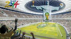حَبيبيPensamentos Soltos...: Papel de Parede Copa do Mundo 2014 by SANNY WAGNER
