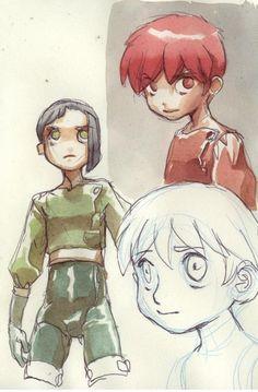 manga style by joel27 on DeviantArt