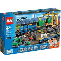 LEGO City Cargo Train $149.97!