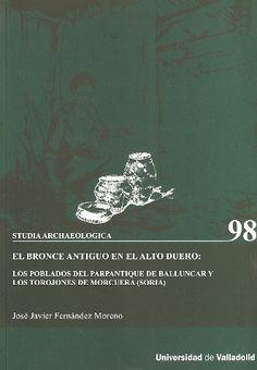 El Broce Antiguo o etapa postcampaniforme sique siendo un periodo mal conocido de la prehistoria reciente de la Meseta Norte española y tal vez las razones por las que así sucede tengan mucho que ver con su tardía indentificación. Esta se produjo, en rigor, a finales de los ... http://www.caminosoria.com/agenda-cultural/guia-de-soria/noticias-y-avisos/2595-presentacion-del-libro-el-bronce-antiguo-en-el-alto-duero.html…