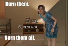 #Beyond Two Souls - Revenge via Reddit user 30CentCrisis