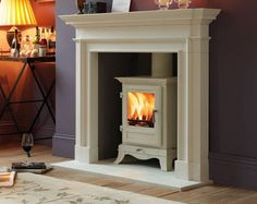 Wood Burning Stoves Crawley   Craftstone   Discount Quality Fires ...
