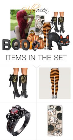 """""""Halloween"""" by angelsoflove68 ❤ liked on Polyvore featuring art"""