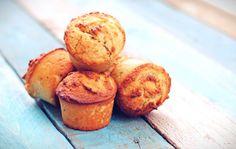 Gember muffins   Muffins van amandelmeel