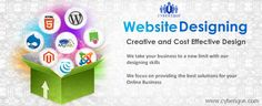 #Web #Design –  Are you looking for dynamic yet affordable Responsive #Website #Design #Services in India and around the world, leading Responsive Website Design.  See more: http://www.cyberique.com/web-design-service.php