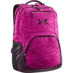 470fe0f3457f Under Armour Exeter Womans All Purpose Back Pack School over night FREE  SHIPPING  UnderArmour
