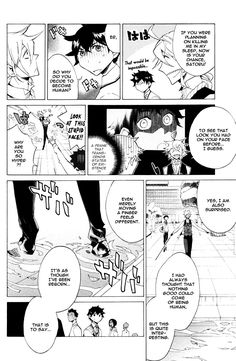 Read manga Hell's Kitchen 015 online in high quality