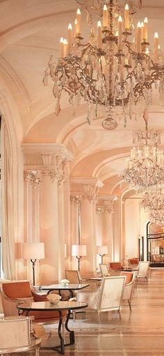 (notitle) - A Lavish Lifestyle ~ - Rich Lifestyle Rich Lifestyle, Luxury Lifestyle, Chen, Hotel Foyer, Gypsum Decoration, Grande Hotel, Luxury Spa, Lady Luxury, Family Room Decorating