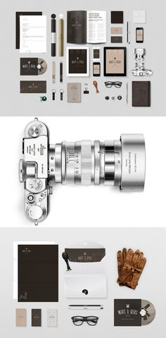PhotoRealistic Stationery Mock-up PSD Templates » Free Hero Graphic Design…