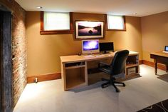 Basement Office | Basement Office 2
