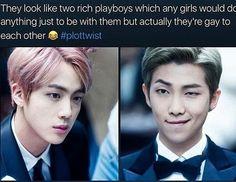 OMG!! Jin is seriously is so hotttttttt!