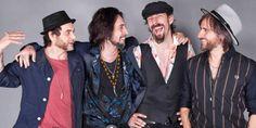"""Le Vibrazioni: grande """"reunion party"""" il 14 dicembre a Milano"""