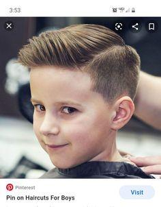 Kids Hairstyles Boys, Boy Haircuts Short, Little Boy Hairstyles, Toddler Boy Haircuts, Cool Haircuts, Hairstyles Haircuts, Toddler Boys, Haircut Short, Short Hair For Boys