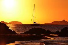 L'alba a #Villasimius in #Sardegna - una pic di Pepitone