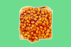 Cannellini Beans With Tomato and Basil (On Toast): 3 Insanely Yummy Lunch DIYs To Try #Refinery29