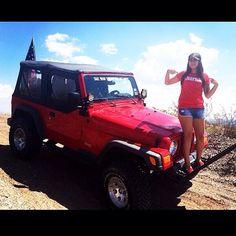 Jeep girl <3