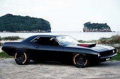 Maybe one day. Plymouth barracuda