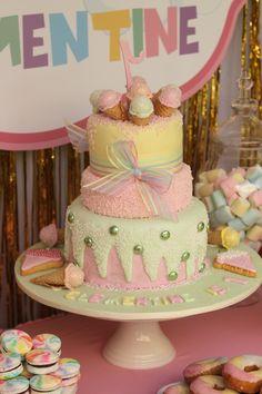 Ice Cream Birthday Cakes Perth