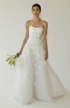 #OscarDeLaRenta #BW14 #SoSad bridal week 2015 mejores looks vestidos de novia desfile tendencias nupciales