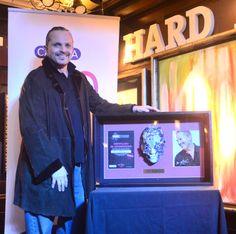 Miguel Bose en Hard Rock Cafe Madrid