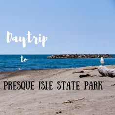 Presque Isle in Erie, Pennsylvania has beautiful beaches as well as lighthouses, bike paths and kayak rentals. Makes a great day trip!