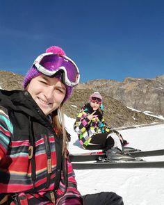 Toujours au top. #ski#cauterets#fun#bonheur  by estelledeyris