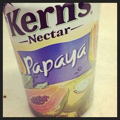 A vote for Papaya from @marybby90 on Instagram