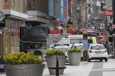 Suspeito de atentado em Estocolmo confessa autoria do ataque - PÚBLICO