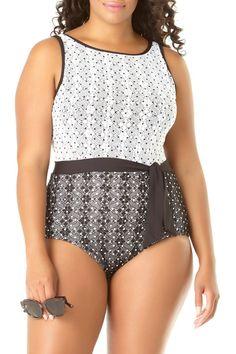 8002170417dcf 61 Best Anne Cole Plus Size Swimwear images in 2019 | Baby bathing ...