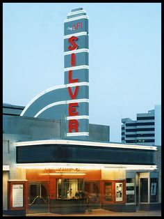 AFI Silver Theatre and Cultural Center  ---------Silver Spring, MD.   http://www.afi.com/silver/about/history.aspx