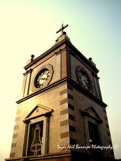 The Bandel Church is one of the oldest Christian churches in West Bengal, India. It stands as a memorial to the Portuguese settlement in Bengal. Built around 1660, it is dedicated to Nossa Senhora do Rosário, Our Lady of the Rosary. It is one of the most prominent historical churches in West Bengal.