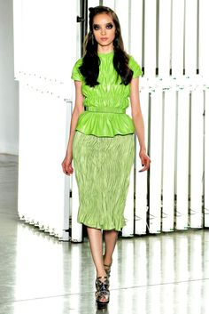 Rodarte Spring 2012 Ready-to-Wear Collection Photos - Vogue