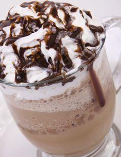 Recetas de cafe helado