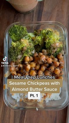 Easy College Meals, Budget Freezer Meals, Quick Meals, Lunch Meal Prep, Healthy Meal Prep, Healthy Eating, Healthy Lunches, Epic Meal Time, Balanced Meals