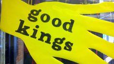 Good Kings, Bad Kings author visit (Susan Nussbaum)