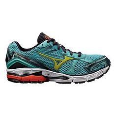 Womens Mizuno Wave Inspire 8 Running Shoe - Mint