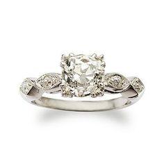 Vintage 1920's ring.